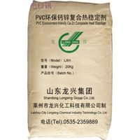 Environmental friendly Ca-Zn PVC Compound stabilizer