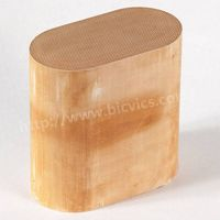 Ceramics Honeycomb Three-Way Catalytic Converter for Diesel Vehicle