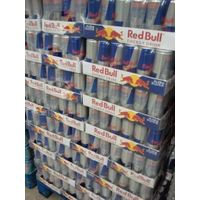 Austria Bull Energy Drink Red / Blue / Silver