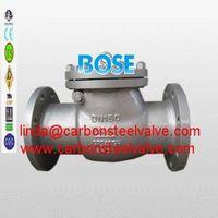 DIN 1.0619 flange check valve thumbnail image