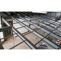 Fabrication and installation of steel structure