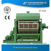 25 years facotry provide paper pulp molding machine make egg box