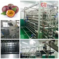 Passion fruit jam production line machine thumbnail image