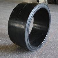 High quality press on solid tyre 20 X 9 X 16