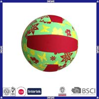 Neoprene material beach volleyball for sale