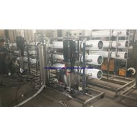 6000L/H RO system water treatment line