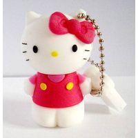 Cartton USB Flash Drives In Hello Kitty Design