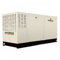 Generac GNC-QT07068C 70kW 1,800-Rpm Commercial Series Aluminum Enclosed Generator