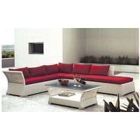 Hotel furniture rattan/wicker sofa ( F830 ) thumbnail image