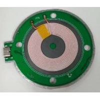 Apple7.5W wireless charging module/solution for mobile phone/table lamp thumbnail image