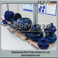 Polyurethane Centrifugal Slurry Pump Part in Mineral Processing thumbnail image