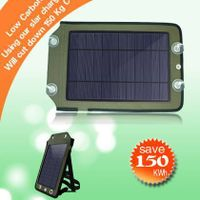 YG-050 solar panel charger Provides Power to Mobile Phone, Digital Products, MP3, and MP4,PSP/GPS thumbnail image