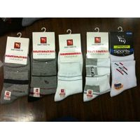 100% cotton men custom dress socks sport socks dress cotton socks thumbnail image