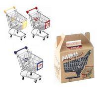 kid cute cool metal chromated plated mini shopping cart HSX-1701