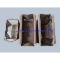 HT-Rigid Fiberglass Distribution Combo Bag for Aluminium Slab Casting