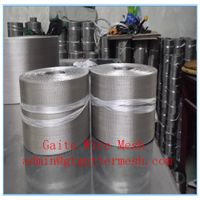 Stainless Steel Reversed Dutch Weave Wire Mesh/Plastic Extruder Filter Mesh Belt/Filter Mesh Cloth/P thumbnail image
