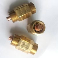 Normally Closed Anti-Scalding Valve for Eye Washer thumbnail image