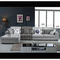 Sectional sofa High Quality Italic modern style living room sofa set model C698