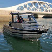 Seaking SK600 6m aluminum cabin fishing boat