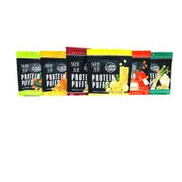 Stand up Food Packaging Plastic Zipper Pouch for Nuts thumbnail image