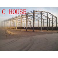 wwarehous/workshops/light steel house /prefab house