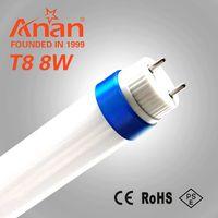 factory direct sale T8 2400mm 2835LEDs Compatible LED Tube Light
