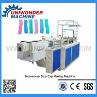 Non-woven Bouffant Cap Making Machine
