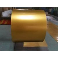 golden galvalume steel coil