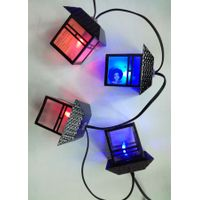 LED battery RV lantern string lights thumbnail image