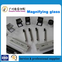 Printing parts magnifying glass for komori machine