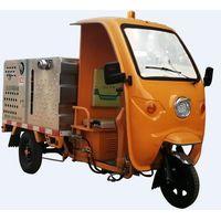 Electric High Pressure Washing Vehicle