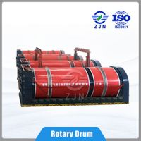 Hot Airflow Industrial Drying Equipment For Drying Oil sludge thumbnail image