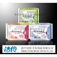 Far-IR Series Sanitary Napkins and OEM Service