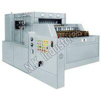 High speed linear Vial Washing Machine