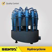 Mining Separator Desander starch sand sizing filter machine hydrocyclone manufacturers thumbnail image
