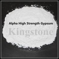 Alpha Gypsum Powder Plaster of Paris Powder