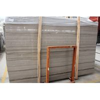 Chinese White Marble White Wood Vein