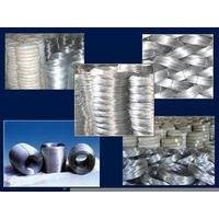 Hot-dipped Galvanized wire thumbnail image