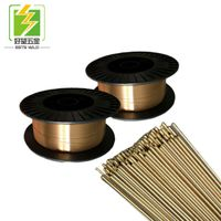 0.6mm-1.6mm Co2 protect welding mig wire alloy sodler wire ER70S-6 thumbnail image