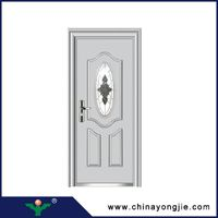 2015 new product fire rated security steel doors