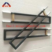 1600C silicon carbide Sic heater Sprial type for electric furance