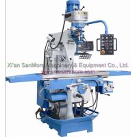X6325WG Vertical and Horizontal Turret Milling Machine