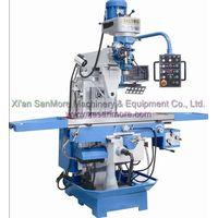 X6325WG Vertical and Horizontal Turret Milling Machine