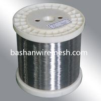 2017 Top Sales Ultra Fine 300 series Stainless Steel Wire