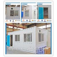 Modern design luxury quality container office