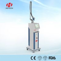 CO2 fractional laser acne scar removal beauty machine