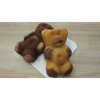 Double Color Bear Cake 3 In 1 Machine-yufeng