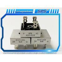 SPS 35A 1000V Glass Passivated Single Phase Bridge Rectifier Through Hole KBPC3510