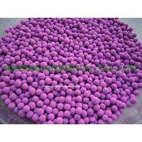 Ethylene Adsorbent Potassium Permanganate Impregnated Activated Alumina