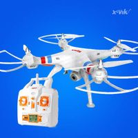 2015 Version Syma X8C 2.4G Venture with 2MP Wide Angle Camera Rc Quadcopter toys